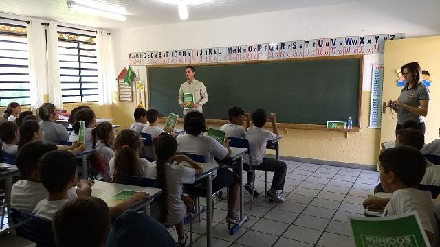 Unidos contra o greening - escola 1