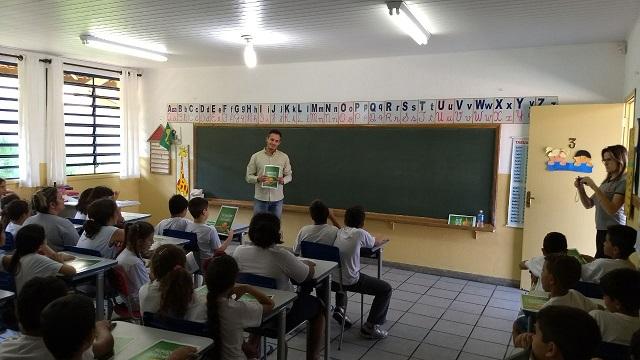 Unidos contra o greening - escola 2